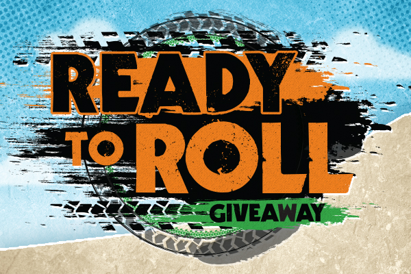 Ready to Roll Giveaway