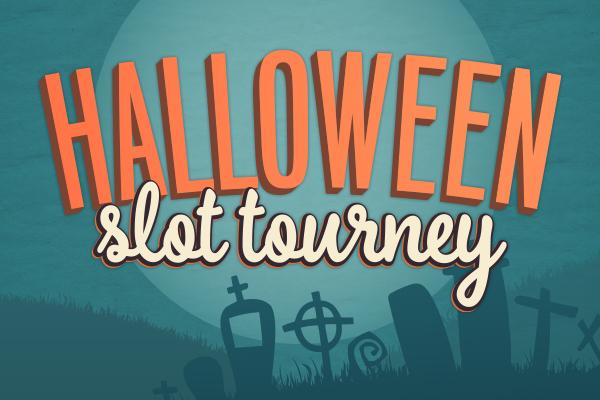 Halloween Slot Tourney